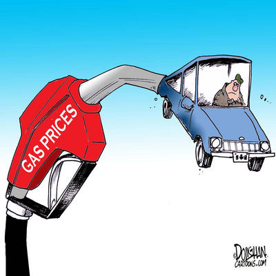 High Gas Prices in Canada