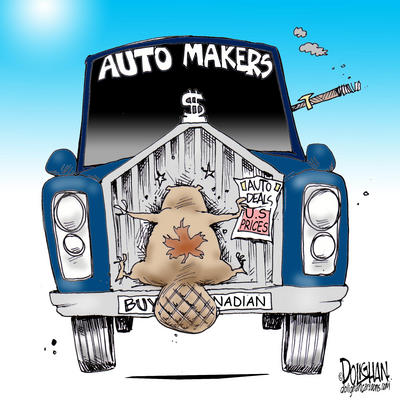 Canadian Automakers and the Canadian Public
