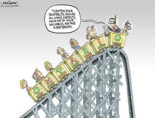 Preparing for Ontario's Economic Crisis