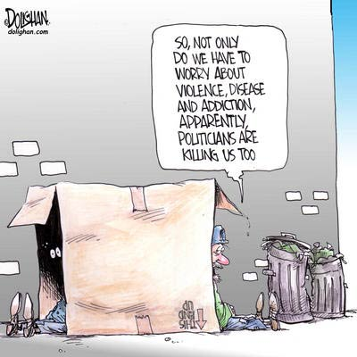 Politics and Poverty in Canada