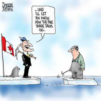 Canada and the European Union Abandon Sealers