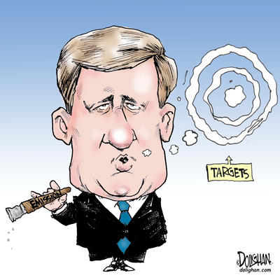 Prime Minister Harper and his Nonbinding Emissions Targets