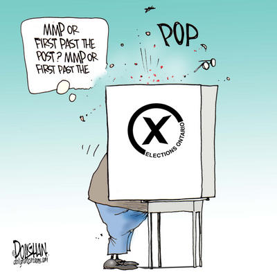Electoral Reform and MMP